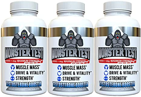 Monster Test supplement